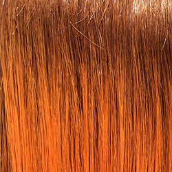 Red Penny Color Wig