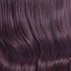 M1B/Plum Color Wig