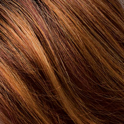 Cinnamon Raisin Color Wig