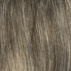 Dark Grey Color Wig