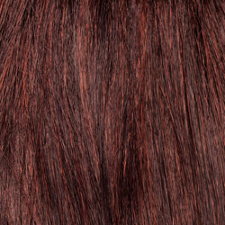 Dark Red Color Wig