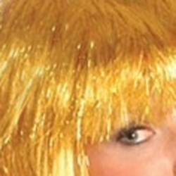 Yellow/Gold Color Wig