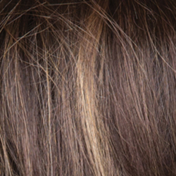 Marble Brown-R Color Wig