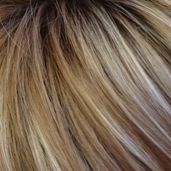 Nutmeg-F Color Wig