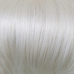 Simply White Color Wig