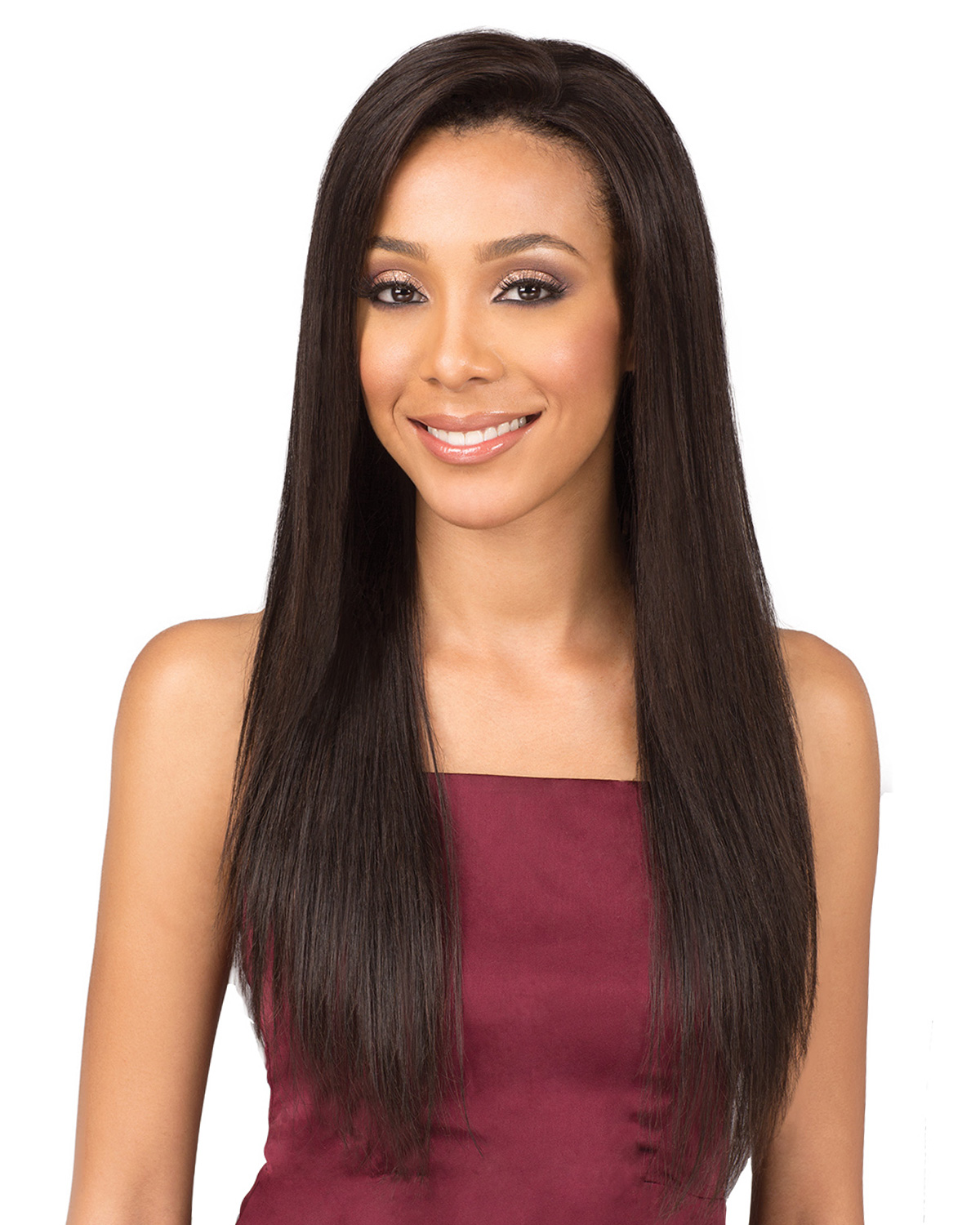 Abc Wigs Charis Lace Front Remy Human Hair Wig By Bobbi Boss