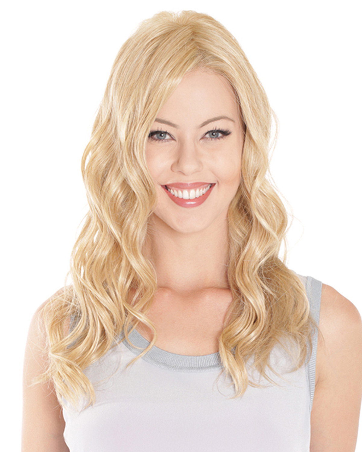 Lace Front Mono Top Wave 18 Hair Wiglets