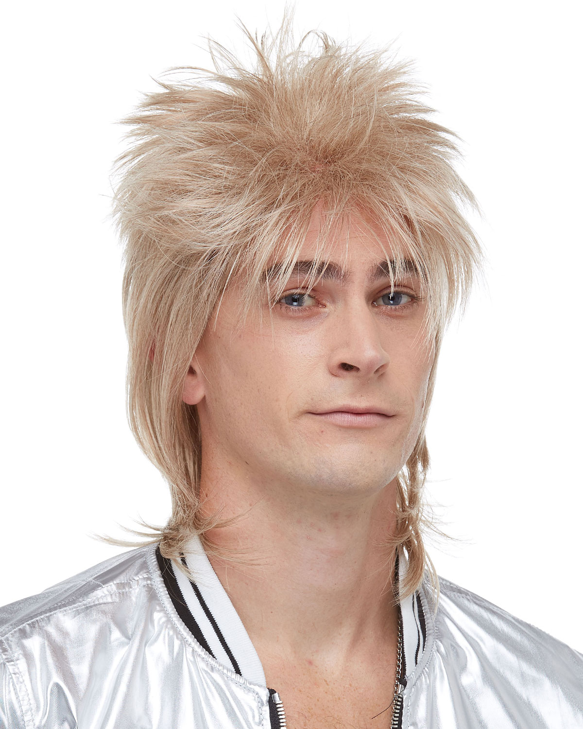 British Rockstar Costume Wig by Characters  sc 1 st  ABC Wigs : wig costume  - Germanpascual.Com