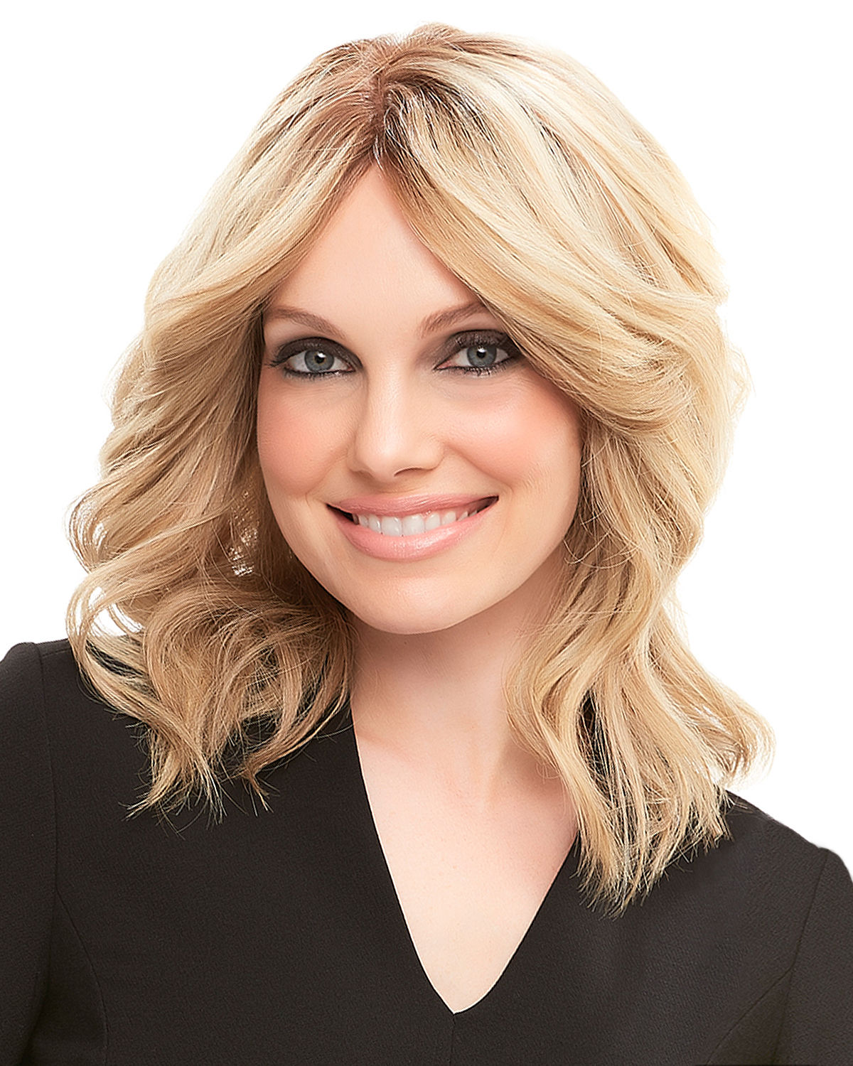 ABC Wigs - Cara (Exclusive) Monofilament Remy Human Hair ...