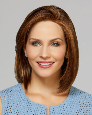 Brooklyn Petite Lace Front & Monofilament Part Synthetic Wig by Henry Margu