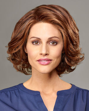 Peyton Lace Front & Monofilament Synthetic Wig by Henry Margu