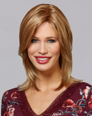 Scarlet Lace Front & Monofilament Synthetic Wig by Henry Margu