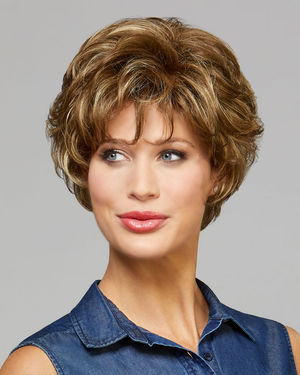 Stella Lace Front & Monofilament Synthetic Wig by Henry Margu