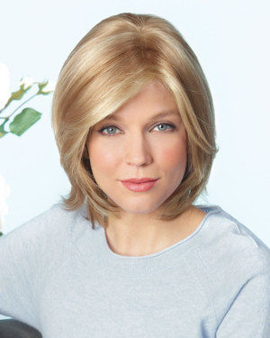 Victoria Monofilament Synthetic Wig by Amore