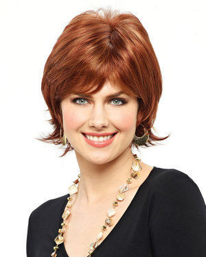 Ruby Monofilament Synthetic Wig by Amore