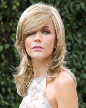 Kelly Monofilament Synthetic Wig by Amore