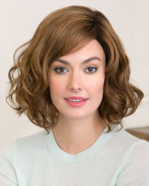 Reign Lace Front & Monofilament Synthetic Wig by Amore
