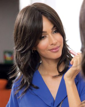 Hayden Monofilament Synthetic Wig by Amore