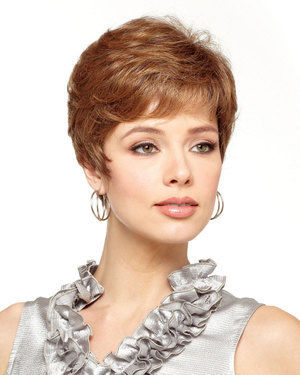 Dixie Monofilament Synthetic Wig by Amore