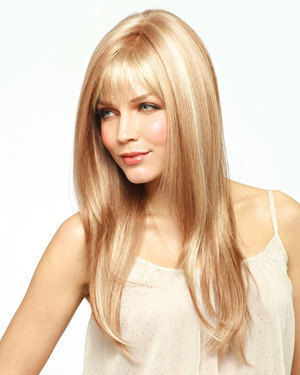 Stevie Monofilament Synthetic Wig by Amore
