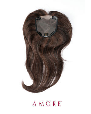Long Top Mono (Exclusive) Synthetic Top Piece Wiglet by Amore