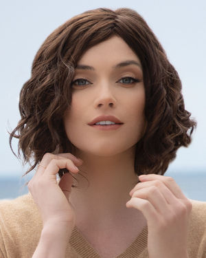 Julie Lace Front & Monofilament Part Synthetic Wig by Alexander