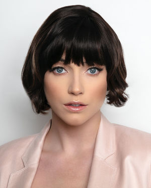 Sue Lace Front & Monofilament Part Synthetic Wig by Alexander