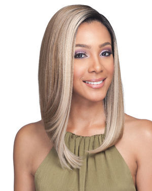 Amiyah Lace Front Synthetic Wig by Bobbi Boss