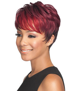 Braxton Synthetic Wig by Bobbi Boss