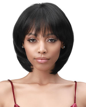Geneva Average/Large Lace Crown Synthetic Wig by Bobbi Boss