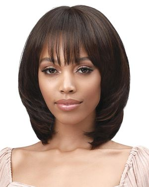 Kami Average/Large Lace Crown Synthetic Wig by Bobbi Boss