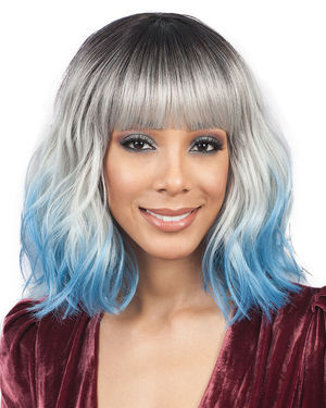 Zendaya Bang Synthetic Wig by Bobbi Boss