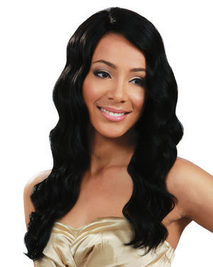 Becca Monofilament Part Remy Human Hair Wig by Bobbi Boss