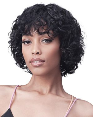 Albee Human Hair Wig by Bobbi Boss