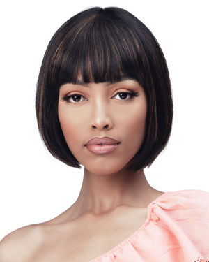 Abana Human Hair Wig by Bobbi Boss