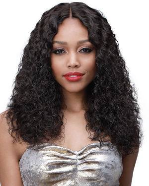 Phyllis Average/Large Lace Front Remy Human Hair Wig by Bobbi Boss