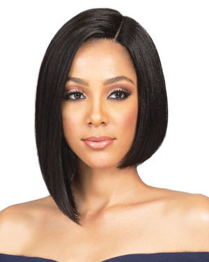 HH Nadine Lace Front Human Hair Wig by Bobbi Boss