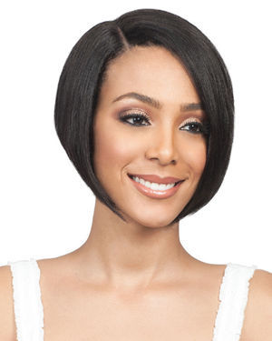HH Shantel Lace Front Human Hair Wig by Bobbi Boss