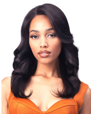 Talia Lace Front Human Hair Wig by Bobbi Boss