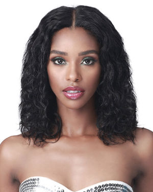 Gemma Average/Large Lace Front Human Hair Wig by Bobbi Boss