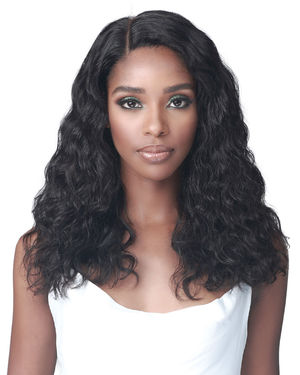 Selena Average/Large Lace Front Human Hair Wig by Bobbi Boss