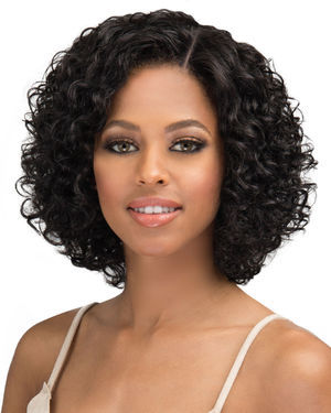 Melrose Lace Front Human Hair Wig by Bobbi Boss