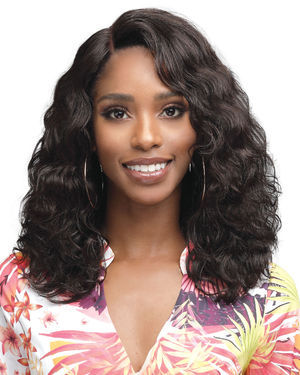 Amerie Lace Front Remy Human Hair Wig by Bobbi Boss