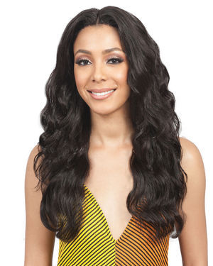 Samira Average/Large Lace Front Remy Human Hair Wig by Bobbi Boss
