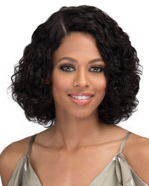 Ladona Lace Part Human Hair Wig by Bobbi Boss