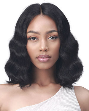 Arabel Lace Part Human Hair Wig by Bobbi Boss