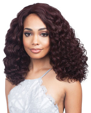 Emerson Lace Front Synthetic Wig by Bobbi Boss