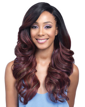 Sylvanna Lace Front Synthetic Wig by Bobbi Boss