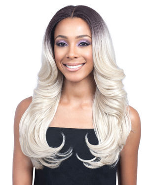 Jalanda Lace Front Synthetic Wig by Bobbi Boss