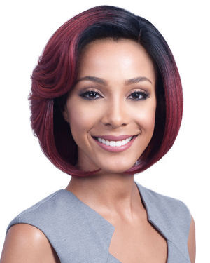 Ella Lace Front Synthetic Wig by Bobbi Boss